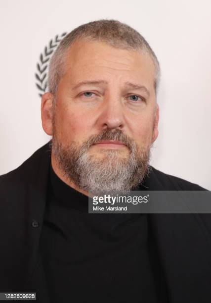 """Nick Taussig attends the """"Stardust"""" Opening Film & UK Premiere during the 28th Raindance Film Festival at The May Fair Hotel on October 28, 2020 in..."""