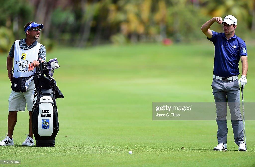 Puerto Rico Open - Round Two : News Photo