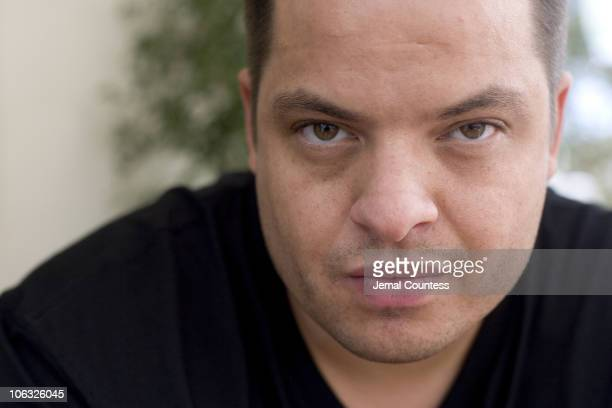 Nick Terranova aka Starkillers during Winter Music Conference 2007 Icons of Dance Portrait Series Starkillers at Miami Beach in New York New York...