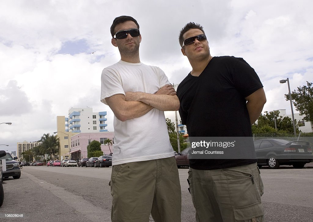 Nick Terranova And Austin Reed Of Starkillers News Photo Getty Images