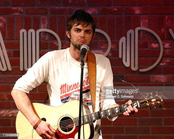 Nick Thune during Collegehumorcom Presents Comedy Juice at The Hollywood Improv May 2 2007 at The Hollywood Improv in Hollywood California United...