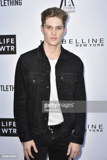 Nick Truelove attends The Daily Front Row's 4th Annual Fashion Los Angeles Awards - Arrivals at The Beverly Hills Hotel on April 8, 2018 in Beverly...