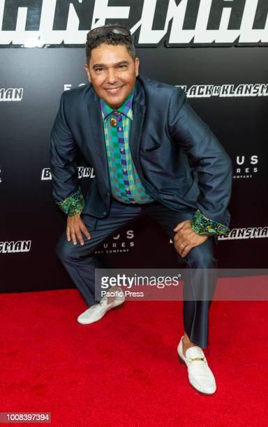 Nick Turturro attends BlacKkKlansman premiere at BAM Harvey Theater