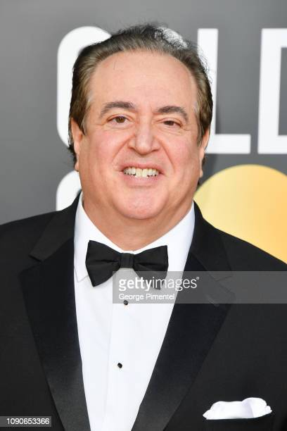 Nick Vallelonga attends the 76th Annual Golden Globe Awards held at The Beverly Hilton Hotel on January 06 2019 in Beverly Hills California
