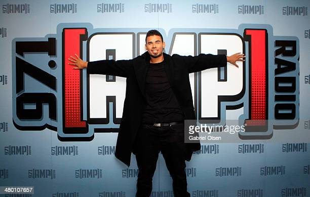 Nick van de Wall aka Afrojack attends 971 AMP RADIO's Amplify 2014 concert at the Hollywood Palladium on March 22 2014 in Hollywood California