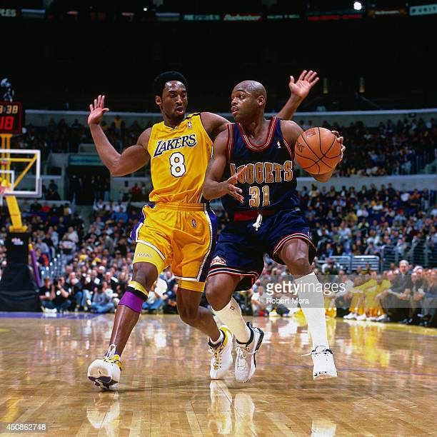 Denver Nuggets Nick Van Exel Stock Photos And Pictures