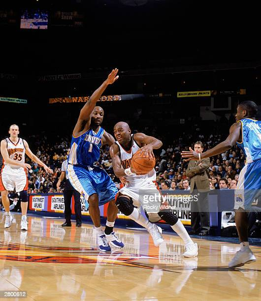 Denver Nuggets X Golden State Warriors: Voshon Lenard Stock Photos And Pictures