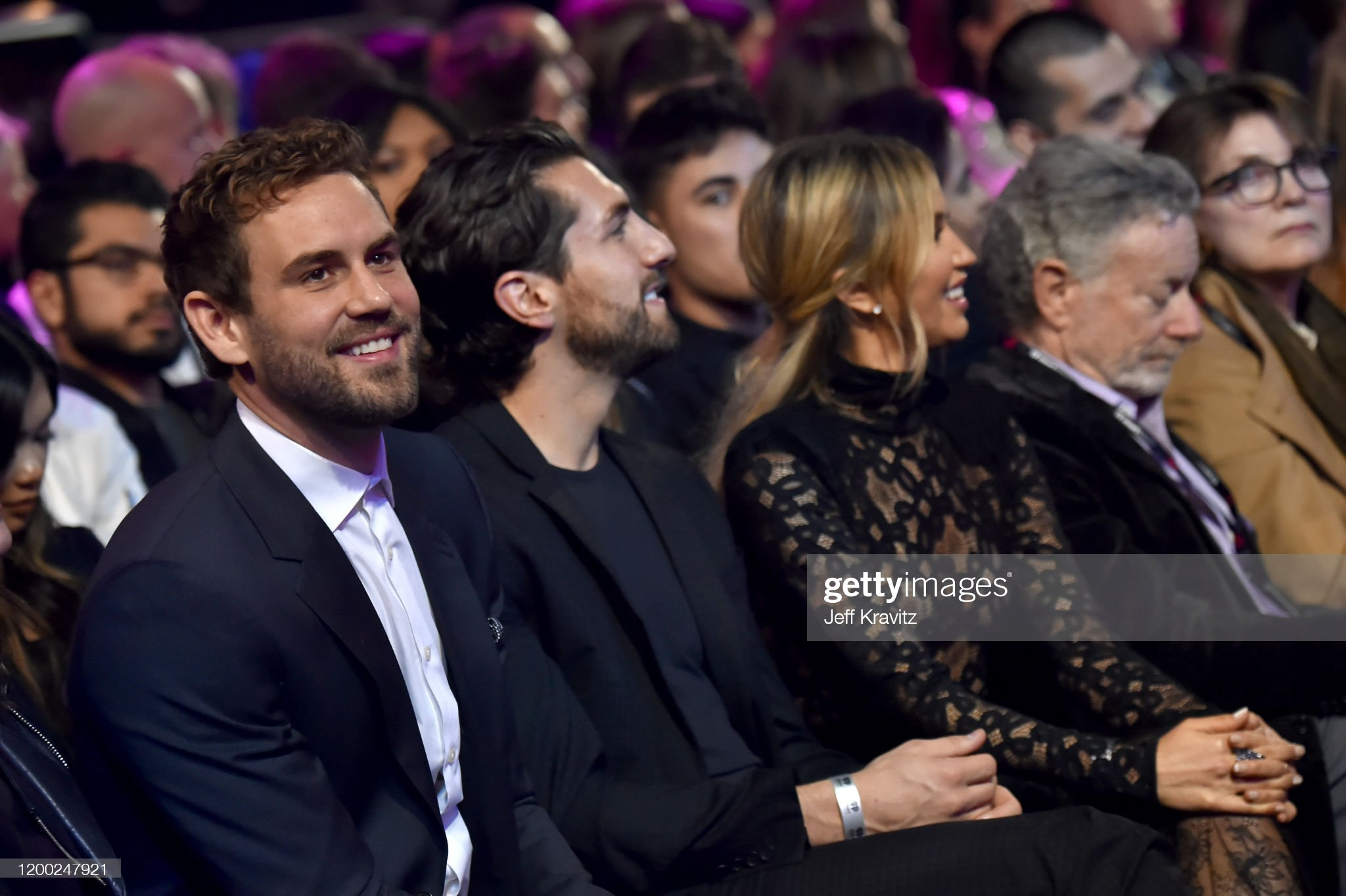 Kaitlyn Bristowe - Jason Tartick - FAN Forum - Discussion  - Page 51 Nick-viall-jason-tartick-and-kaitlyn-bristowe-attend-the-2020-at-picture-id1200247921?s=2048x2048