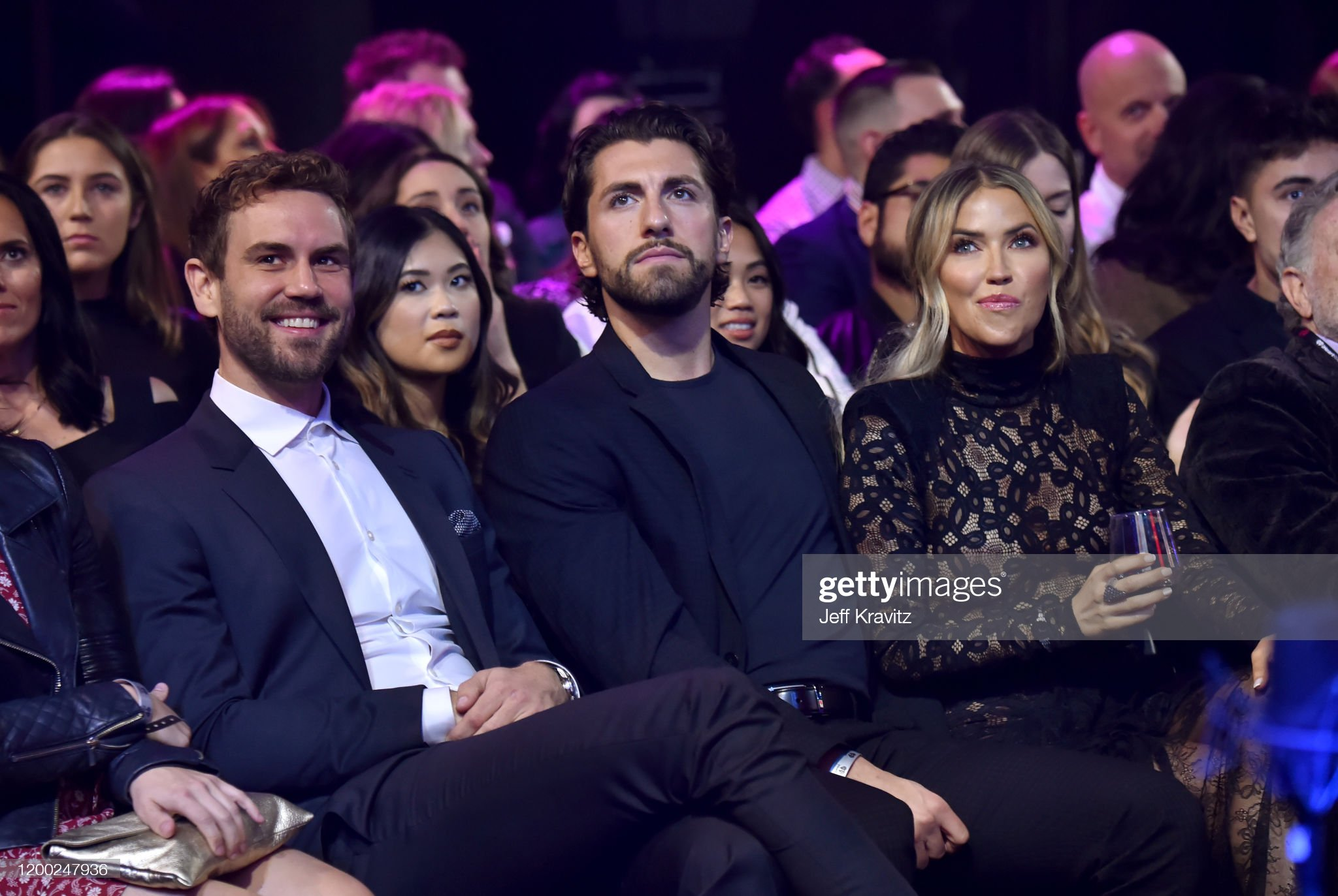 Kaitlyn Bristowe - Jason Tartick - FAN Forum - Discussion  - Page 51 Nick-viall-jason-tartick-and-kaitlyn-bristowe-attend-the-2020-at-picture-id1200247936?s=2048x2048