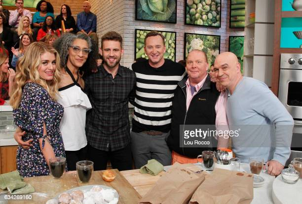 THE CHEW Nick Viall of ABC's 'The Bachelor' is the guest today Wednesday February 8 2017 'The Chew' airs MONDAY FRIDAY on the ABC Television Network...
