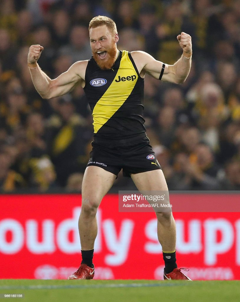AFL Rd 15 - Richmond v Sydney : News Photo