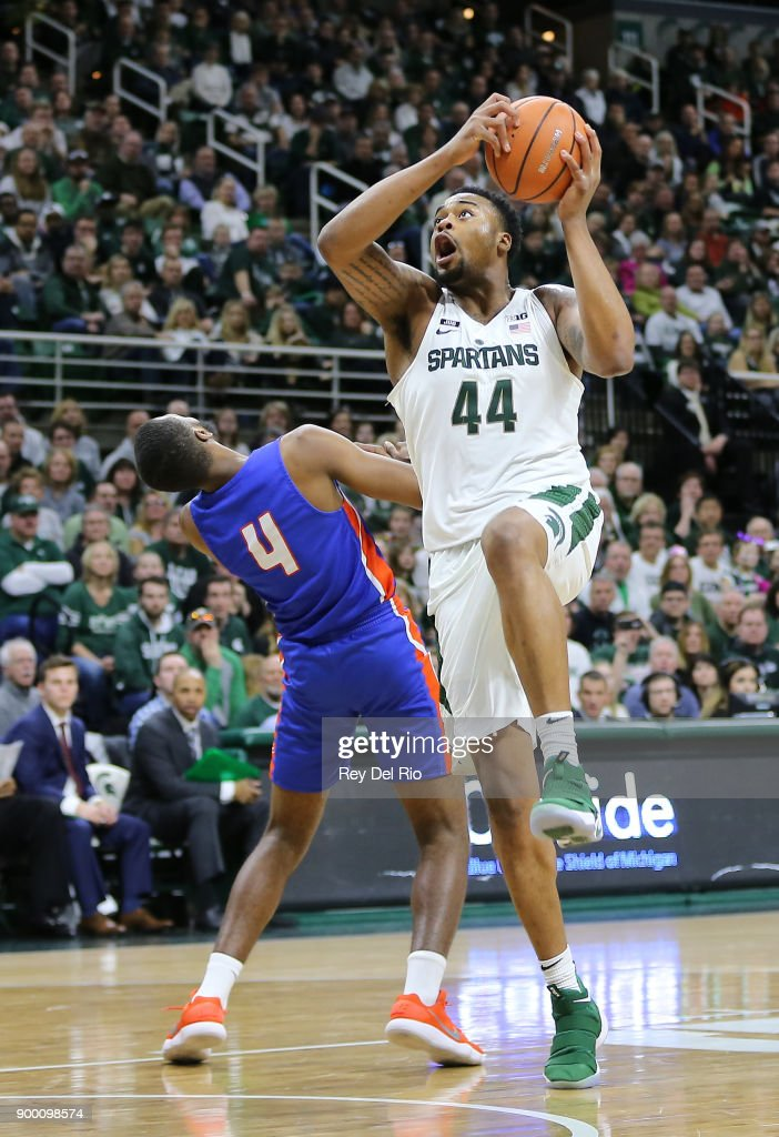 Savannah State v Michigan State