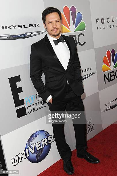 Nick Wechsler attends the Universal NBC Focus Features E sponsored by Chrysler viewing and after party with Gold Meets Golden held at The Beverly...