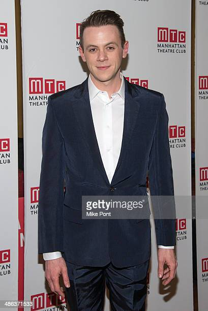 Nick Westrate attends the after party for the Broadway opening night for Casa Valentina at Copacabana on April 23 2014 in New York City