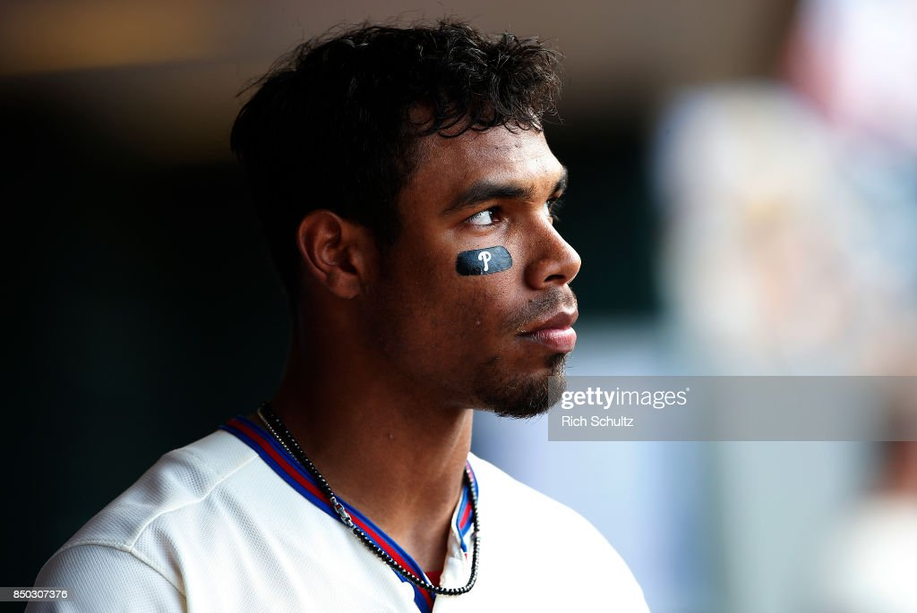 Oakland Athletics v Philadelphia Phillies : News Photo