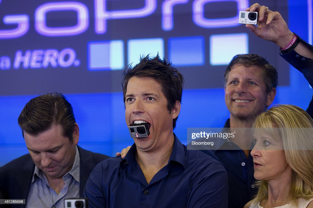 GoPro Jumps In Debut After IPO Values Camera-Maker At $3 Billion