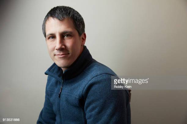 Nick Zammuto from the film 'We The Animals' poses for a portrait at the YouTube x Getty Images Portrait Studio at 2018 Sundance Film Festival on...