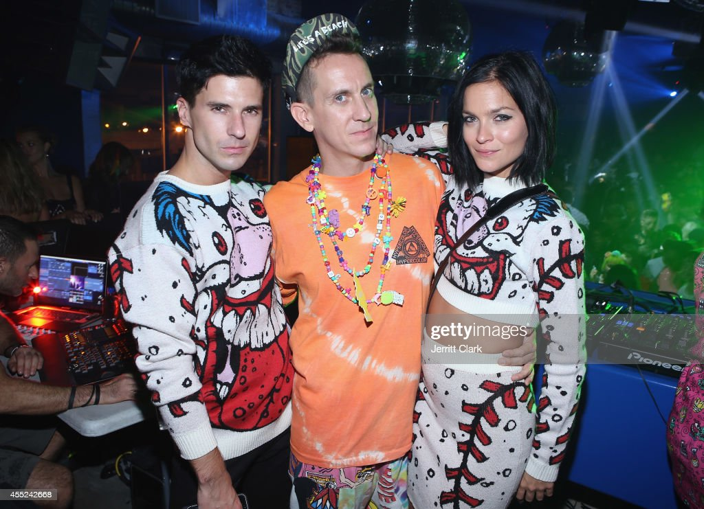 Jeremy Scott Spring/Summer Fashion Week After Party