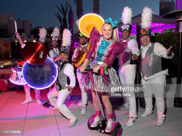 Nickelodeon's JoJo Siwa celebrated her Dream Birthday with an epic party at the W Hotel in Hollywood, CA. The event will be part of a Nickelodeon...