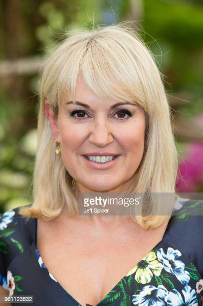 Nicki Chapman attends the Chelsea Flower Show 2018 on May 21 2018 in London England