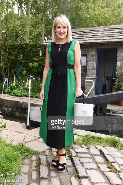 Nicki Chapman attends the RHS Chelsea Flower Show 2019 press day at Chelsea Flower Show on May 20 2019 in London England