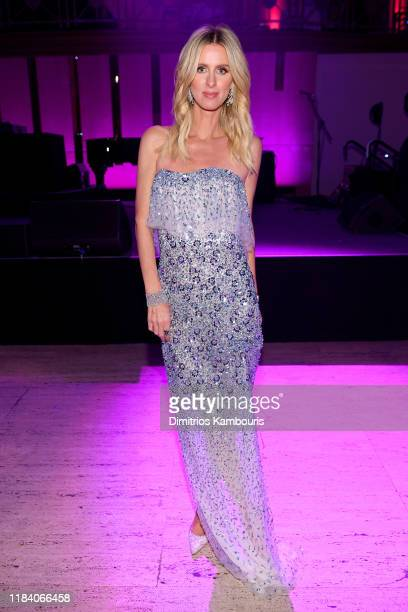 Nicki Hilton Rothschild attends the Angel Ball 2019 hosted by Gabrielle's Angel Foundation at Cipriani Wall Street on October 28 2019 in New York City