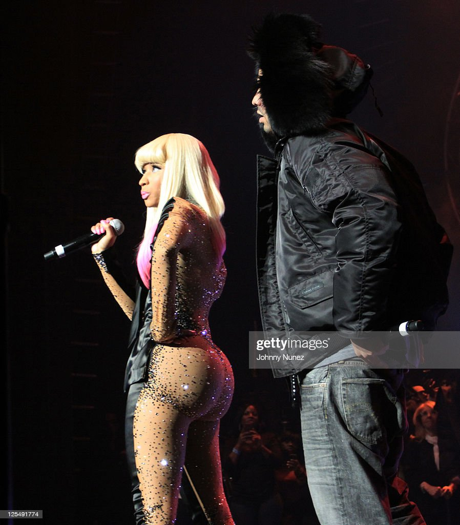 Hot 97 Thanksgiving Thank you Concert With Nicki Minaj and Fabolous : News Photo