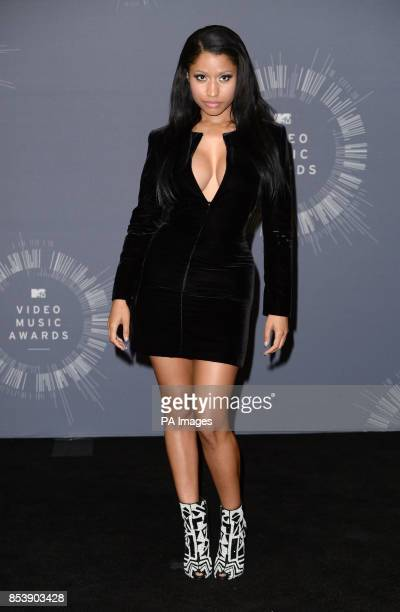 Nicki Minaj backstage in the MTV Video Music Awards 2014 Press Room at the MTV Video Music Awards 2014 at The Forum in Inglewood Los Angeles
