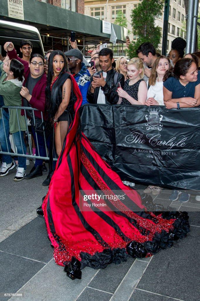 """Rei Kawakubo/Comme des Garcons: Art Of The In-Between"" Costume Institute Gala - Sightings : News Photo"