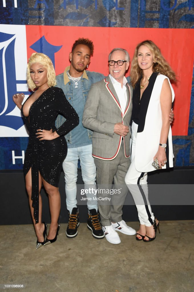 TommyXLewis Launch Party : News Photo