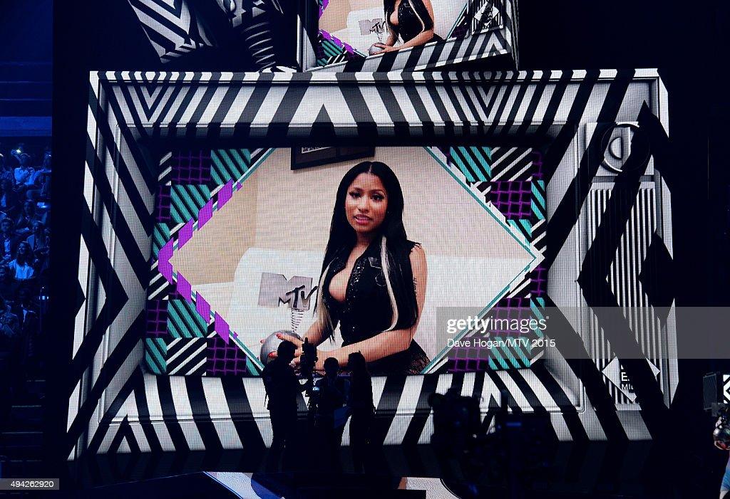 MTV EMA's 2015 - Show : News Photo