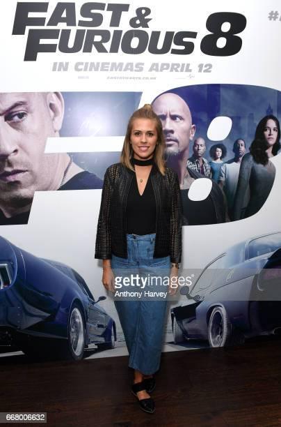 Fast Furious 8 Special Screening Stock Fotos Und Bilder