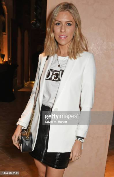 Nicki Shields attends Orlando Bloom's birthday party with ABB FIA Formula E Championship at Hotel Amanjena on January 12 2018 in Marrakech Morocco