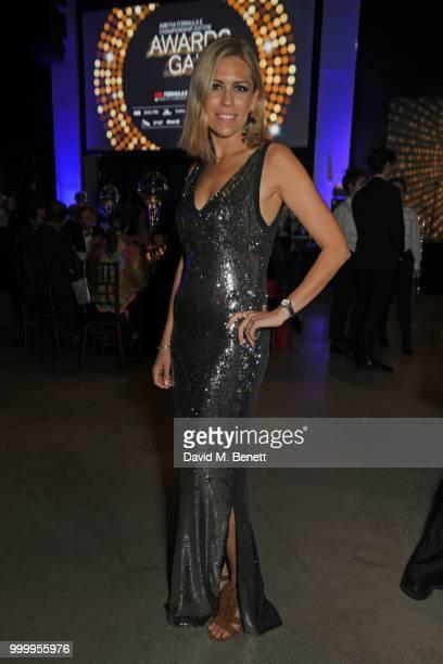 Nicki Shields attends the 2017/18 ABB FIA Formula E Championship Awards Dinner following the Formula E 2018 Qatar Airways New York City EPrix at...