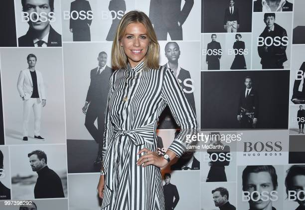 Nicki Shields attends the Champions Wear BOSS on July 12 2018 in New York City