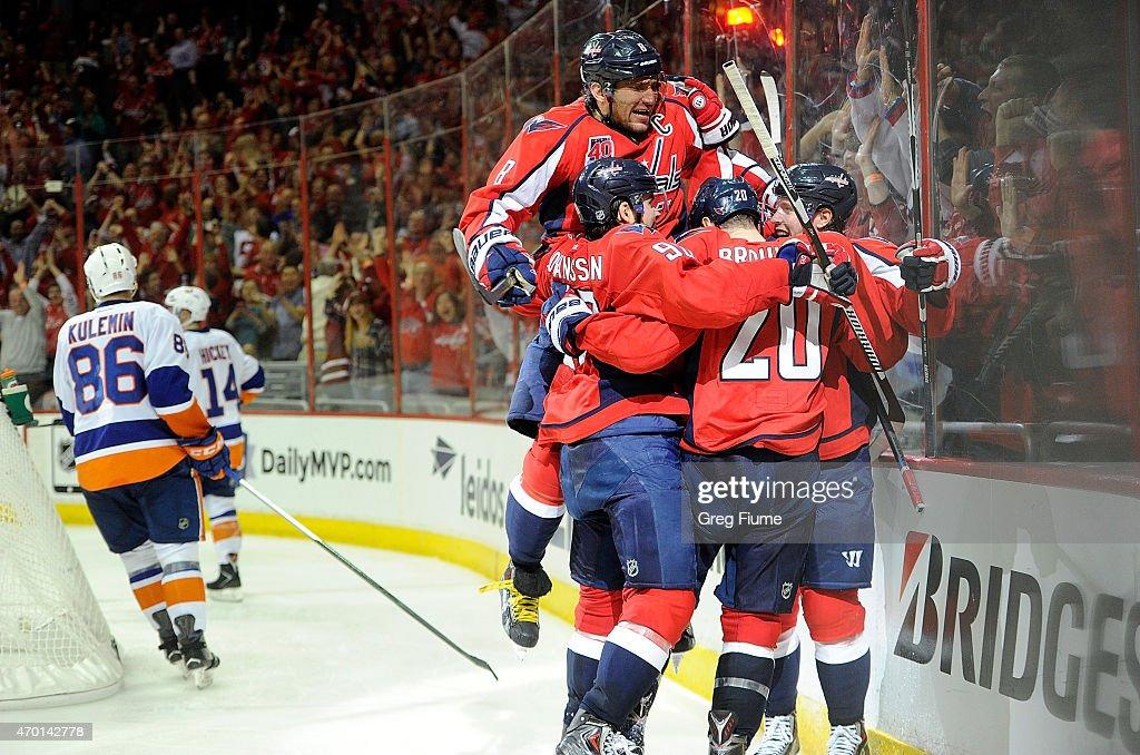 New York Islanders v Washington Capitals - Game Two