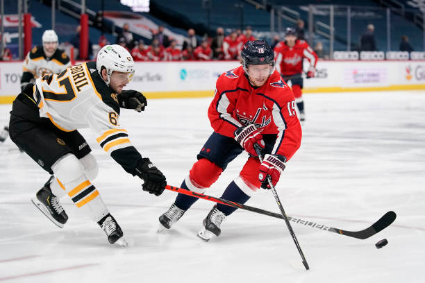 DC: Boston Bruins v Washington Capitals