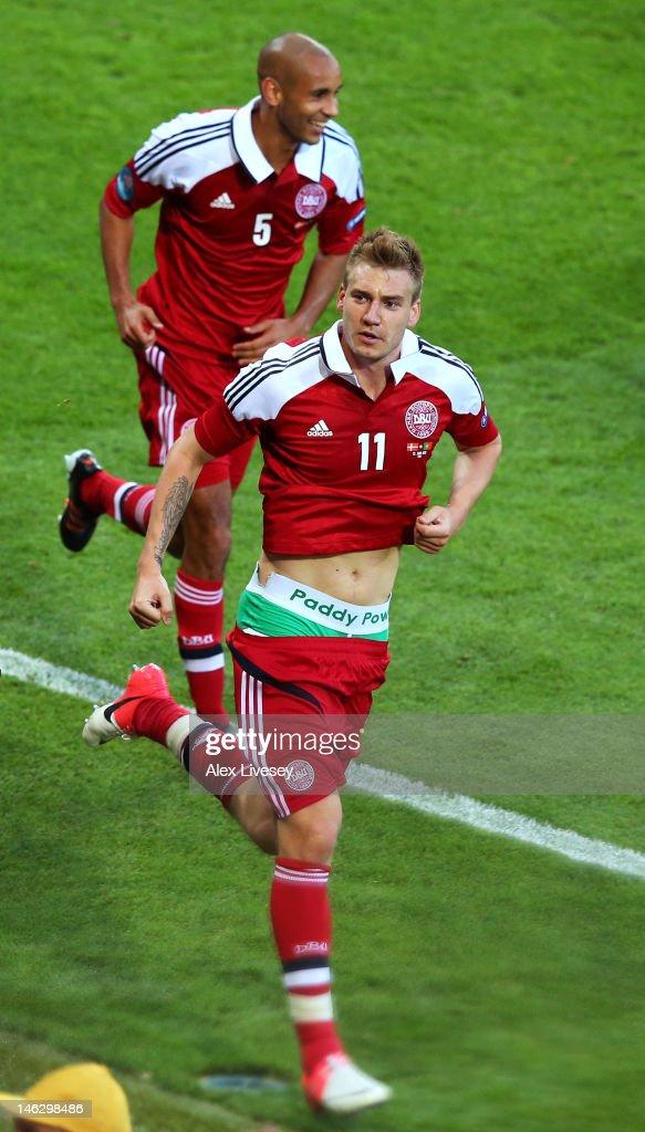 Denmark v Portugal - Group B: UEFA EURO 2012