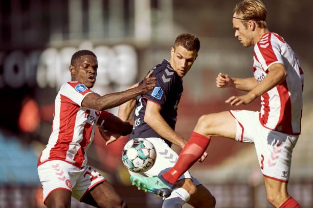DNK: AaB Aalborg vs AGF Aarhus - Danish 3F Superliga