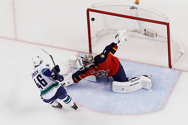 Vancouver Canucks v Florida Panthers