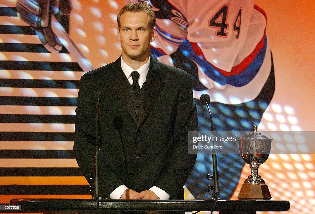 Lidstrom wins Norris Trophy : News Photo