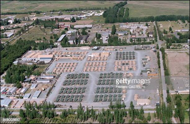 Nicknamed Tent City because of the 200 fully air conditioned tents set up there Ganci Air Base is an authentic city in and of itself in which the...
