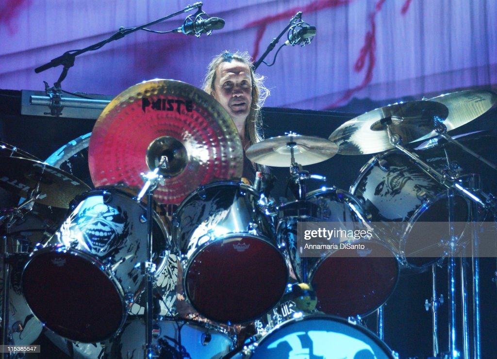 Iron Maiden in Concert at the Long Beach Arena on August 25, 2003