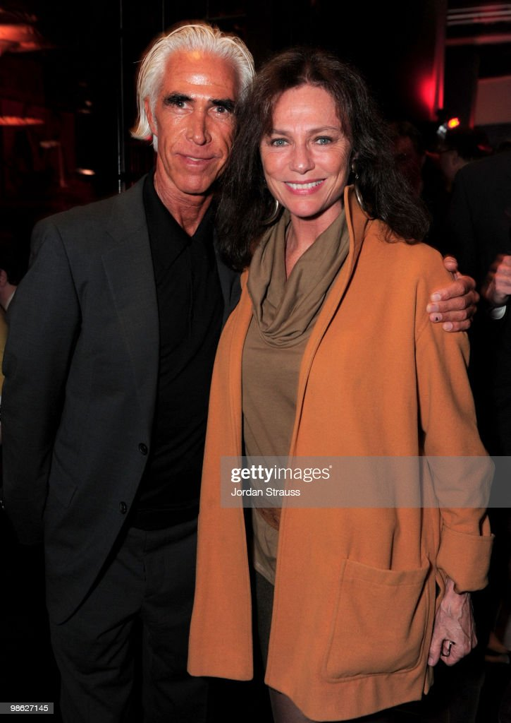 Nicky Butler and actress Jacqueline Bisset attend the TCM Classic Film Festival Vanity Fair after party held at Kress on April 22, 2010 in Hollywood, California. 19825_007_JS_0167.JPG