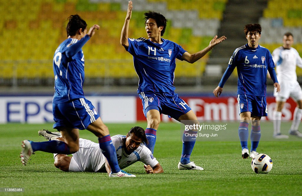Bluewings v Sydney - AFC Champions League