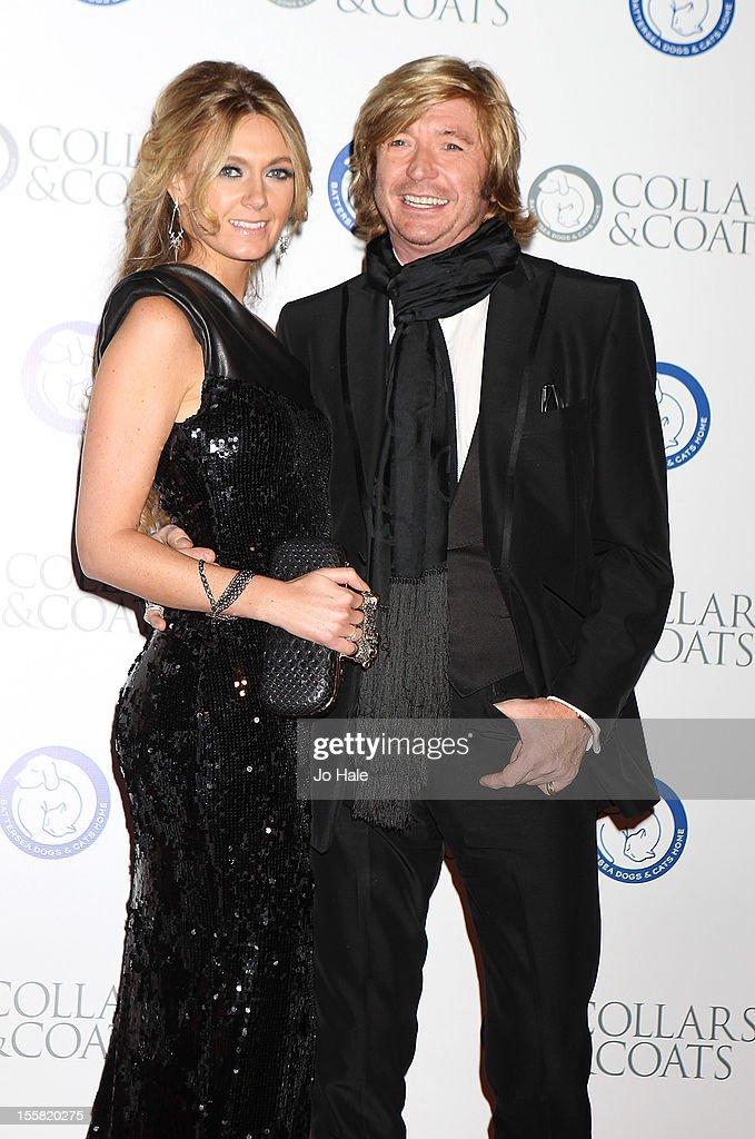 Collars & Coats Gala Ball : News Photo