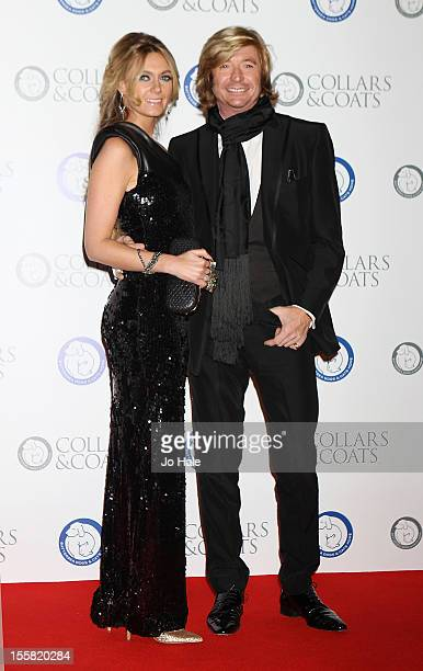 Nicky Clarke attends the Collars Coats Gala Ball at Battersea Evolution on November 8 2012 in London England