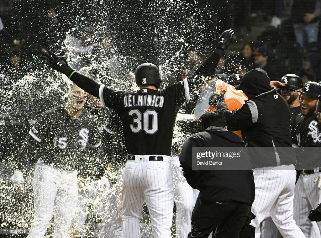 Boston Red Sox v Chicago White Sox : News Photo