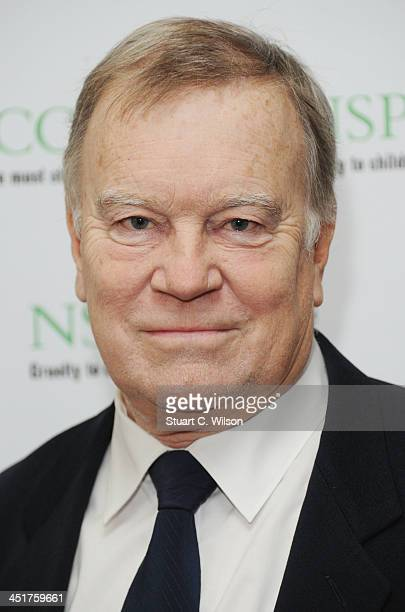 Nicky Henson attends the 'John Cleese Comedy Roast 50 Years In Showbusiness' at Mosimanns Restaurant on November 24 2013 in London England