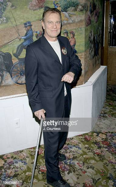 Nicky Henson during Opening Night of Jumpers After Party at Tavern On the Green in New York City New York United States